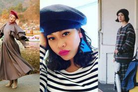 Yuk intip 11 gaya kekinian ala seleb terkenal dengan topi baret
