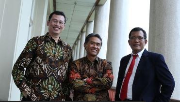 Ini lho 3 calon rektor baru Universitas Gadjah Mada