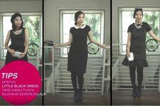 Ladies, kamu bisa tampil seribu gaya lho dengan Little Black Dress