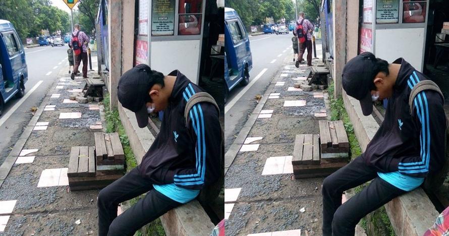 Kisah remaja Bogor menjadi buta karena dilempar telur busuk saat ultah