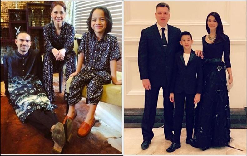 5 Pasangan seleb ini dikaruniai anak semata wayang, kesayangan banget