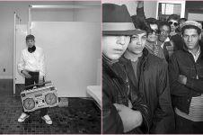 15 Foto keadaan mal di Amerika Serikat tahun 80an, retro abis