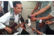 Ini formasi jika menteri era Jokowi bermain band, apa nama yang cocok?