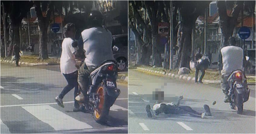 Video nenek jadi korban tabrak lari ini tuai kecaman netizen