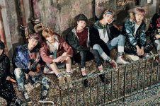 Foto masa kecil 7 personel BTS ini bukti mereka sudah keren dari kecil