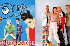20 Tahun berlalu, ini penampilan personel Aqua 'Barbie Girl' sekarang