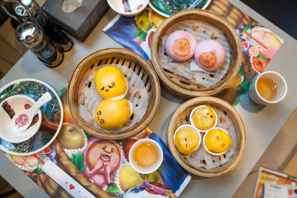 Dimsum unik di Hong Kong © 2017 shout.sg