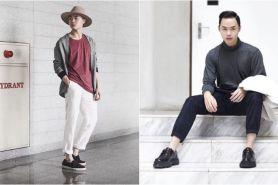 10 Gaya ala Andy Yanata, tren fashionnya jadi inspirasi anak muda