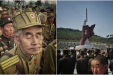Ini 8 foto langka masyarakat Korea Utara dengan kehidupan militernya