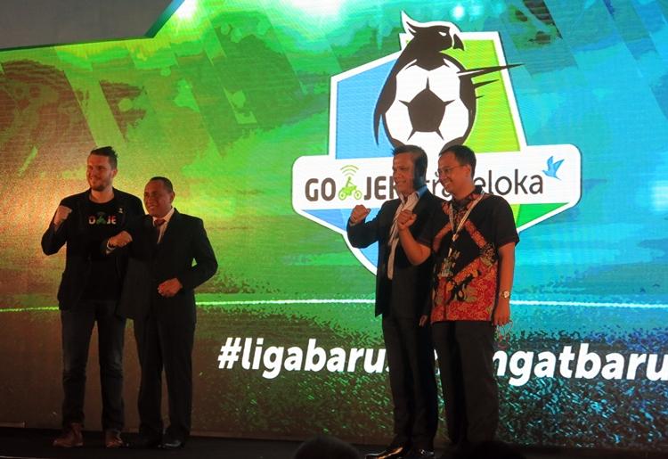 Ini alasan Go-Jek dan Traveloka sponsori Liga 1