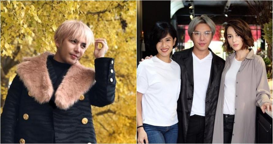 10 Foto Andreas Zhu, hairstylist langganan artis papan atas Indonesia