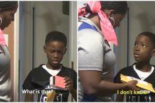 Cara orangtua beri hadiah ultah ke anaknya ini bikin haru, bisa dicoba