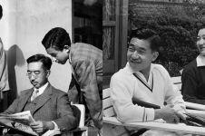 10 Foto lawas masa muda Kaisar Jepang Akihito sebelum jadi raja