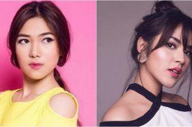 10 Beda gaya fashion Raisa dan Isyana, hayo siapa yang paling stylish?