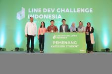 12 Peserta lolos LINE Developer Challenge 2017, hadiahnya Rp 800 juta