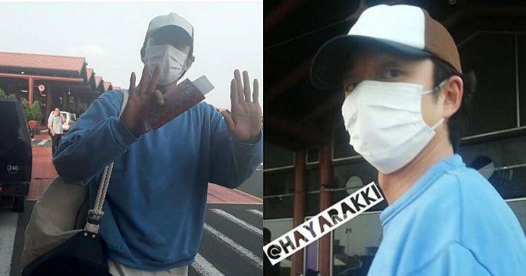 Begini gaya Gong Yoo saat ke Indonesia yang bikin fans heboh