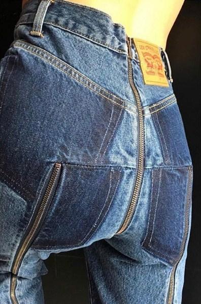 jeans Vetements © 2017 instagram.com/vetements_official