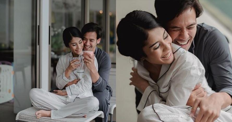 14 Foto prewed Tarra Budiman & Gya Sadiqah, sederhana tapi romantis