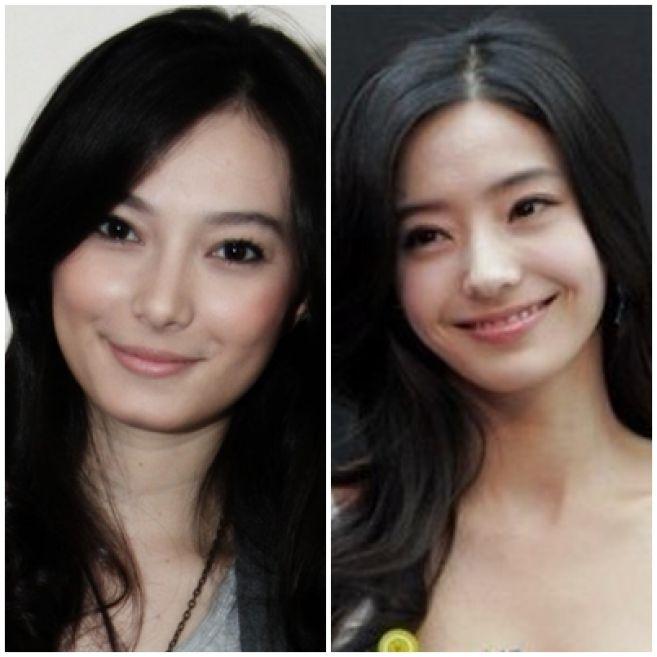 kembaran seleb korea istimewa