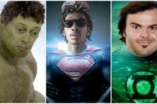 16 Pemeran baru karakter superhero versi netizen, keren atau kocak?