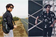 7 Foto ini bukti Deva Mahenra cocok jadi Gong Yoo versi Indonesia
