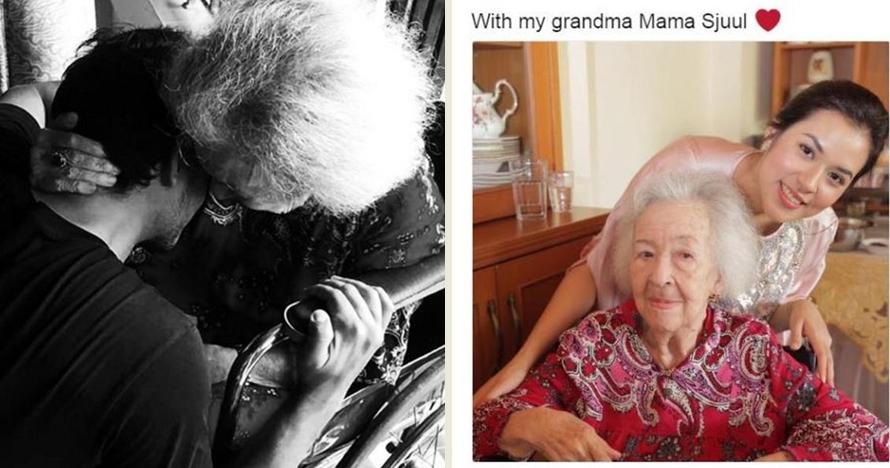 Sungkem ke Nenek, Hamish Daud dan Raisa siap menikah?
