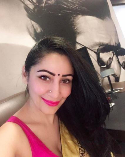 10 Foto cantiknya Manyata, istri aktor Sanjay Dutt yang ...