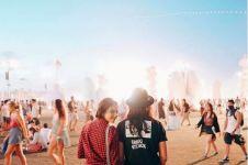 4 Gaya OOTD seleb Tanah Air di Coachella 2017, kamu suka yang mana?