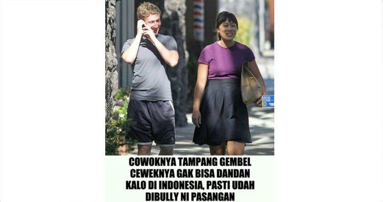 7 Meme Kesederhanaan Mark Zuckerberg Sindir Kamu Yang