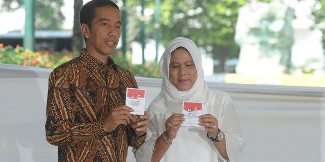 Jokowi: Perbedaan pilihan jangan sampai memecah belah persatuan