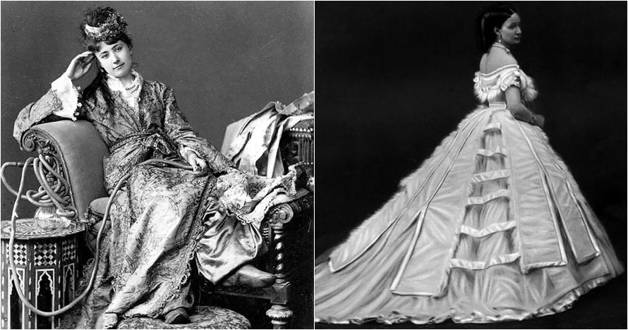 10 Gaya berpakaian wanita di era Victoria, anggun dan elegan