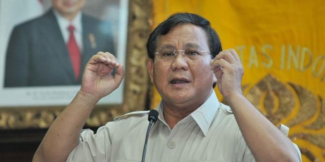 Sambut kemenangan Anies, Prabowo sebut Jakarta punya gubernur baru
