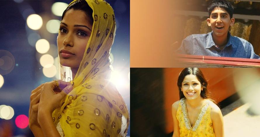 10 Foto transformasi pemeran Latika dewasa di film Slumdog Millionaire