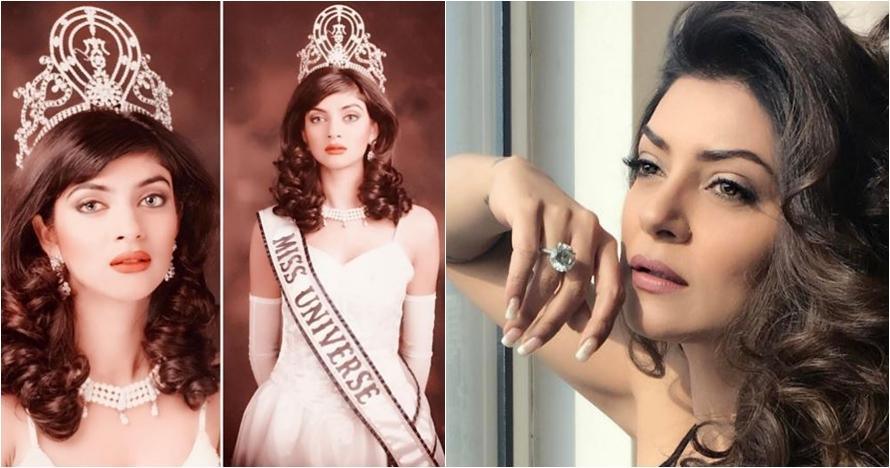 Sushmita Sen, aktris Bollywood yang awet muda meski usia kepala empat