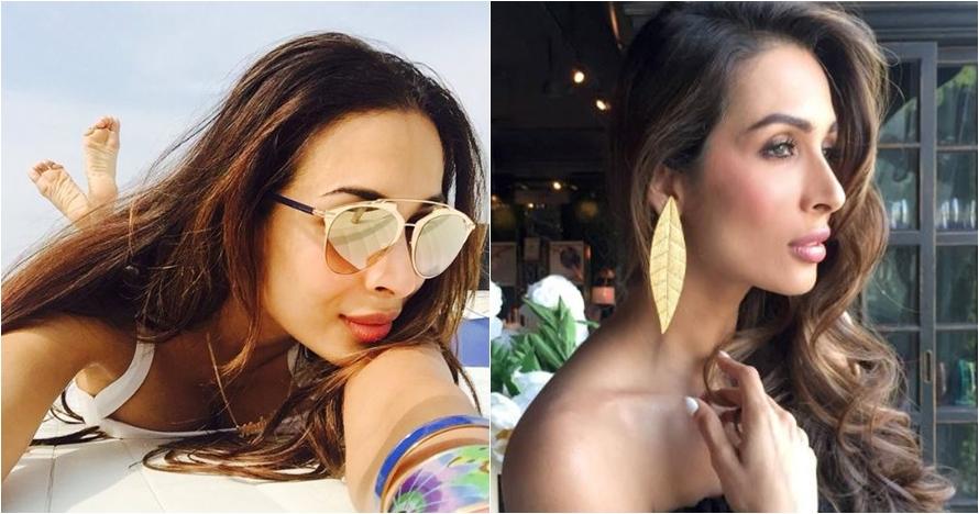10 Foto Malaika Arora, hot mama Bollywood yang masih kayak ABG