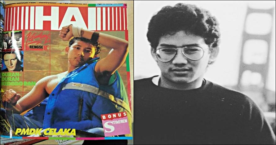 10 Foto lawas Sandiaga Uno, kok mirip Ongky Alexander ya?
