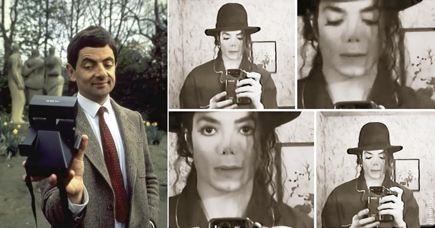 Gaya selfie 13 seleb dunia sebelum ada smartphone ini ikonik banget