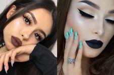 6 Tips makeup ini bikin dark lipstik kamu makin cetar