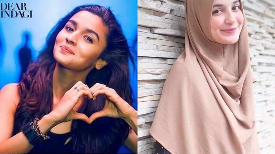 5 Seleb cantik Tanah Air ini punya kembaran aktris Bollywood