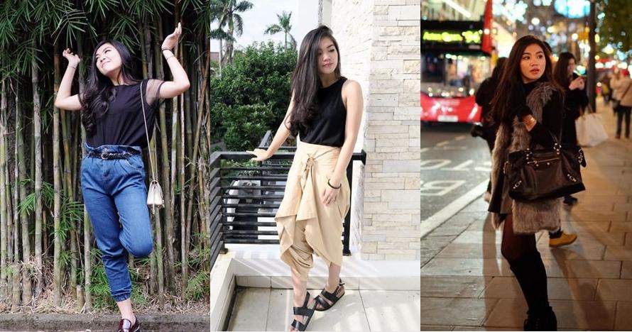 11 Gaya fashion Tiara Pangestika, istri YouTuber Arief Poconggg