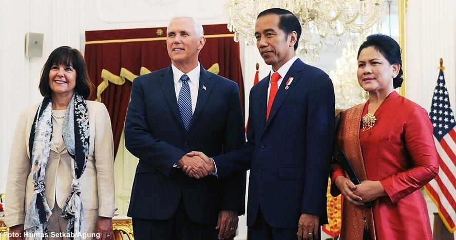 Wapres Amerika kunjungi Indonesia, ini 3 kesepakatan yang dijalin