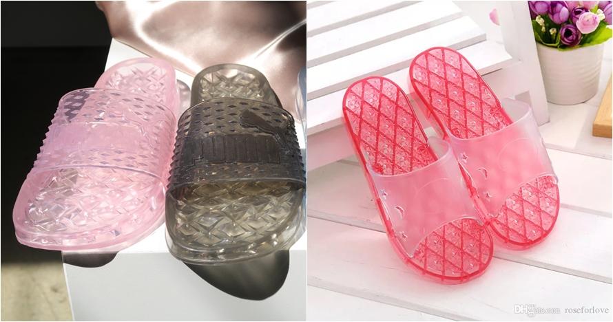 Harga jutaan, produk baru Rihanna x Puma ini malah mirip sandal toilet