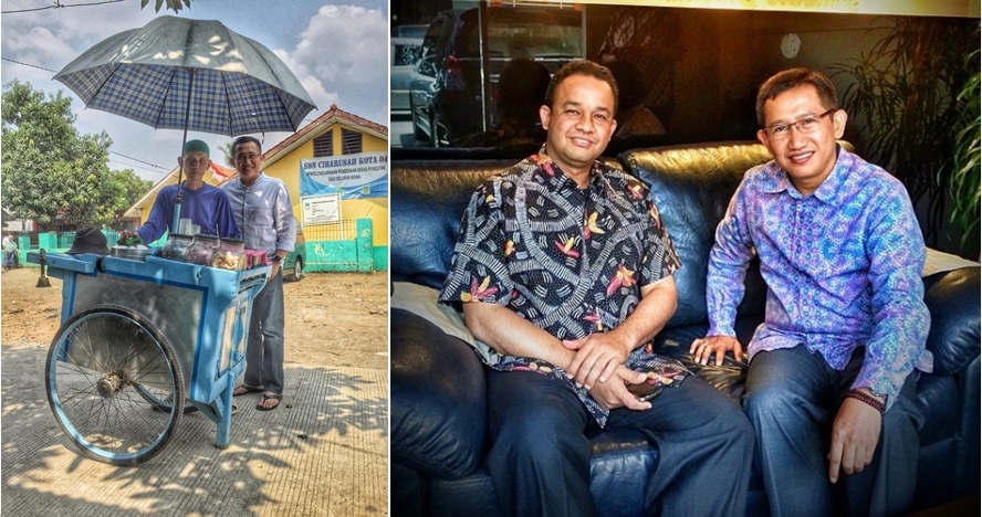 Ini sosok Eep Saefulloh, konsultan politik yang antar Anies ke DKI 1