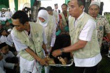 Qari meninggal saat mengaji di kediaman Menteri Sosial
