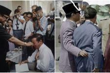 8 Foto ini ungkap sisi humoris kehidupan sang proklamator Bung Karno