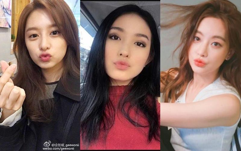 10 Foto ini buktikan Natasha Wilona 'kembar' sama dua artis Korea