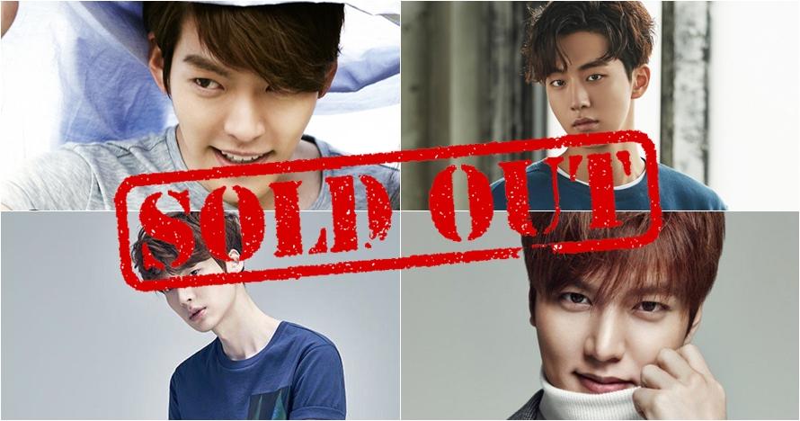 9 Oppa Korea ini 'sold-out', resmi menjalin kasih dengan sesama seleb