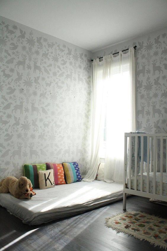 10 Desain Kamar Tidur Dengan Kasur Di Lantai Ini Bisa Jadi
