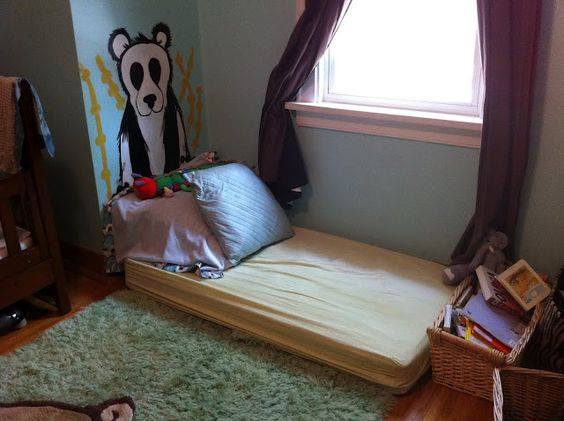10 Desain kamar tidur dengan kasur di lantai ini bisa jadi ...