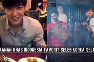 7 Makanan Indonesia yang paling jadi favorit seleb Korea, maknyus